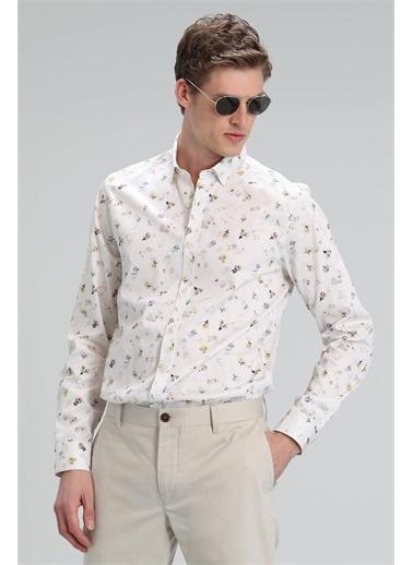Lufian Gömlek Bej